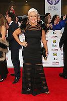 Denise Welch, Pride of Britain Awards, Grosvenor House Hotel, London UK. 28 September, Photo by Richard Goldschmidt