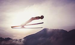 29.12.2018, Schattenbergschanze, Oberstdorf, GER, FIS Weltcup Skisprung, Vierschanzentournee, Oberstdorf, Qualifikation, im Bild Dawid Kubacki (POL) // Dawid Kubacki of Poland during his Qualification Jump for the Four Hills Tournament of FIS Ski Jumping World Cup at the Schattenbergschanze in Oberstdorf, Germany on 2018/12/29. EXPA Pictures © 2018, PhotoCredit: EXPA/ JFK
