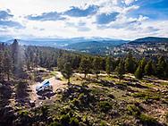 Roosevelt National Forest near Boulder, CO