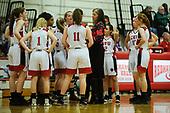 Rice vs. CVU Girls Basketball 01/11/19