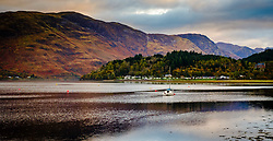 Early morning light on Loch Leven at Ballachulish, Highlands of Scotland<br /> <br /> (c) Andrew Wilson | Edinburgh Elite media