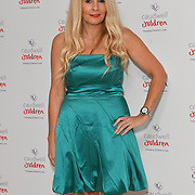 Lisa Palmer attends the Children's charity hosts fashion and beauty lunch event, with live entertainment at The Dorchester, London, UK. 12 October 2018.