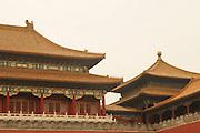 China, Beijing, The Forbidden City August 2008