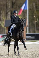 De Winne Flore, BEL Flynn<br /> CDI 3* Opglabeek<br /> © Hippo Foto - Dirk Caremans<br />  24/04/2021