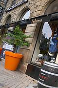 Wine shop. Bordeaux Magnum. Bordeaux city, Aquitaine, Gironde, France