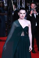 Daisy Ridley, EE British Academy Film Awards, Royal Albert Hall, London, UK, 02 February 2020, Photo by Richard Goldschmidt