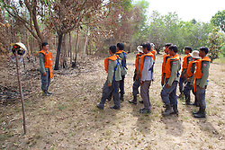 Talking To Deminers