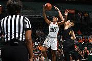 2018 Miami Hurricanes Women's Basketball vs Vermont