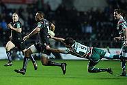 130113 Ospreys v Leicester Tigers