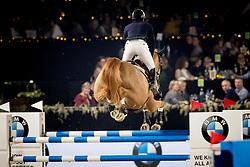 Devos Pieter, BEL, Apart<br /> Jumping Mechelen 2018<br /> © Hippo Foto - Sharon Vandeput<br /> 27/12/18