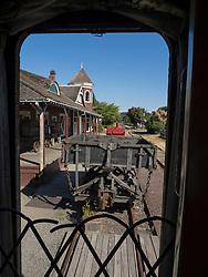 United States, Washington, Snoqualmie, Northwest Railway Museum