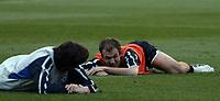 Photo: Chris Ratcliffe.<br />Chelsea Training Session. UEFA Champions League. 06/03/2006. <br />Chelsea's Arjen Robben.
