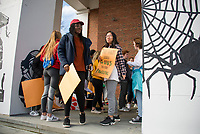 """St Paul's School """"March For Our Lives"""" to the Concord Statehouse.  ©2018 Karen Bobotas Photographer"""