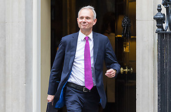 London, June 27th 2017. Lord Chancellor and Secretary of State for Justice David Lidington leaves the weekly UK cabinet meeting at 10 Downing Street in London.