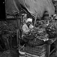 Egypt. Cairo : market behind Al Azhar mosque.   in islamic Cairo