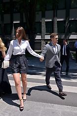 Milan Fashion Week Men's Spring Summer 2019 - Giorgio Armani Fashion Show - 18 June 2018