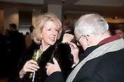 JUDITH ROBINSON; PAUL TRIGG;, Bonhams Auction house hosts festive drinks to preview the first phase of the reconstruction of its Mayfair Headquarters - due for completion in 2013.<br /> Bonhams, 101 New Bond Street, London, 19 December 2011.