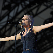 Jessie J Live @ The Eden Sessions, Saturday 27th July 2013,The Eden Project, Cornwall, United Kingdom.