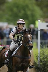 "Fournier Manon (FRA) - Ilot Du Grand Val<br /> ""The Mitsubishi Motors Badminton Horse Trials""<br /> CCI**** Badminton 2009<br /> © Dirk Caremans"
