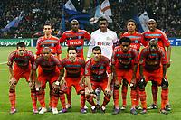 FOOTBALL - UEFA CHAMPIONS LEAGUE 2011/2012 - 1/8 FINAL - 2ND LEG - INTER MILAN v OLYMPIQUE MARSEILLE - 13/03/2012 - PHOTO PHILIPPE LAURENSON / DPPI - OM TEAM