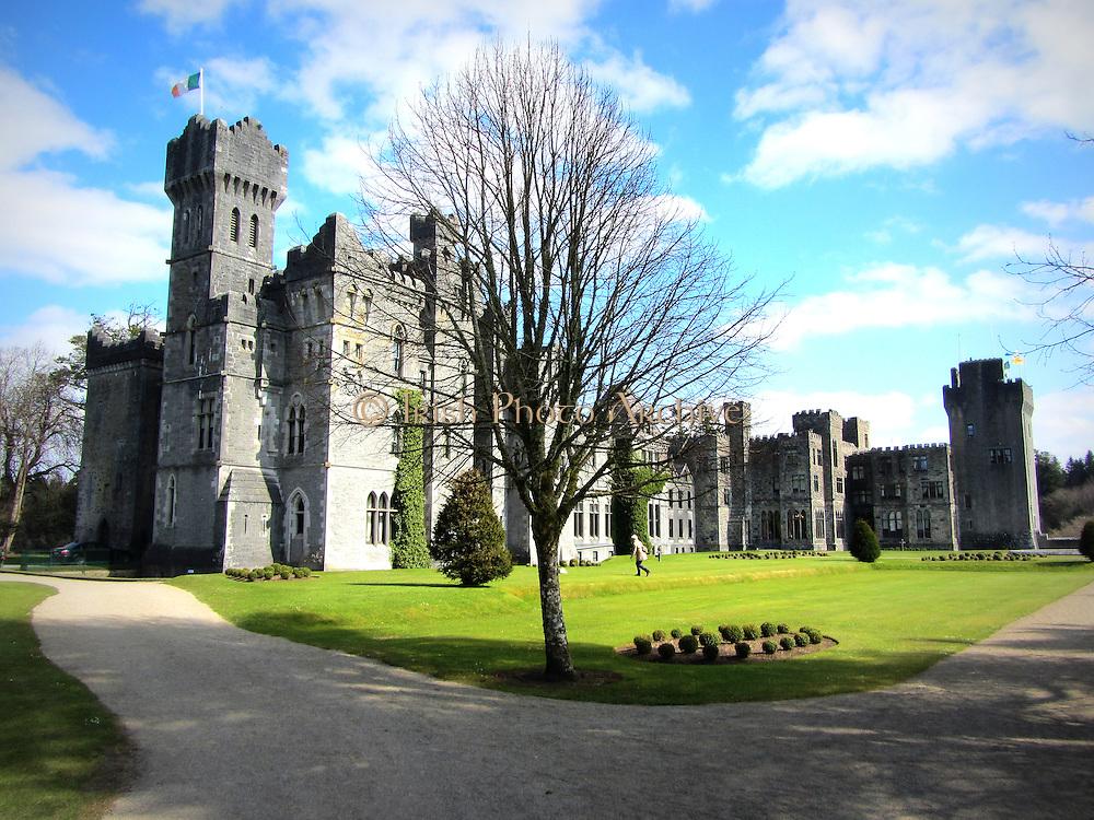 Ashford Castle, Cong, Mayo – b.1881 on earlier Norman site