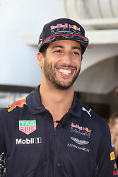Daniel Ricciardo attending the Tag-Heuer Under Pressure Award event as part of the 75th Monaco F1 Grand Prix, Monaco on May 27, 2017. Photo by Marco Piovanotto/ABACAPRESS.COM