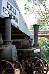 AUSTRALIA VICTORIA ECHUCA 12FEB08 - Port of Echuca, a museum site providing a good impression of historic times in the central Victorian goldfields, Australia...jre/Photo by Jiri Rezac..© Jiri Rezac 2008..Contact: +44 (0) 7050 110 417.Mobile:  +44 (0) 7801 337 683.Office:  +44 (0) 20 8968 9635..Email:   jiri@jirirezac.com.Web:    www.jirirezac.com..© All images Jiri Rezac 2007 - All rights reserved.