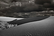 The Shadows of White Sands National Park