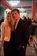 BECS WELLS; NIGEL BESLEE, Cahoots club launch party, 13 Kingly Court, London, W1B 5PW  26 February 2015