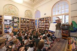The British International School of Brussels, Friday June 4, 2010. (Photo © Jock Fistick)