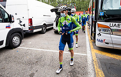 POGACAR Tadej of Slovenia during Men Elite Road Race at UCI Road World Championship 2020, on September 27, 2020 in Imola, Italy. Photo by Vid Ponikvar / Sportida