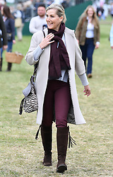 Members of The Royal Family attend the fourth day of the Royal Windsor Horse Show at Home Park, Windsor Castle, Windsor, Berkshire, UK, on the 12th May 2018. 12 May 2018 Pictured: Sophie, Countess of Wessex. Photo credit: James Whatling / MEGA TheMegaAgency.com +1 888 505 6342