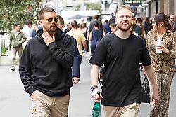 AU_1390395 - Melbourne, AUSTRALIA  -  Scott Disick and Sofia Richie Together on Melbourne Streets. Scott met fans in Bourke Street Mall, Windsor Smith Store.<br /> <br /> Pictured: Scott Disick<br /> <br /> BACKGRID Australia 1 NOVEMBER 2018 <br /> <br /> BYLINE MUST READ: Brandon Voight / BACKGRID<br /> <br /> Phone: + 61 2 8719 0598<br /> Email:  photos@backgrid.com.au
