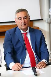 ALBERTO BOVA<br /> CONFERENZA STAMPA MARCO RAVAGLIA
