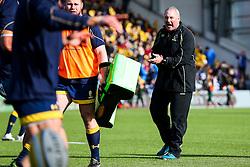 Worcester Warriors Director of Rugby Gary Gold - Rogan Thomson/JMP - 04/03/2017 - RUGBY UNION - Sixways Stadium - Worcester, England - Worcester Warriors v Bristol Rugby - Aviva Premiership.