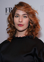Lola Kirke at Los Angeles Premiere Of 'Untogether' held at Frida Restaurant on February 08, 2019 in Sherman Oaks, California, United States (Photo by JC Olivera)