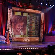 Finale Nationaal Songfestival 2005, podium, puntentelling, uitslag