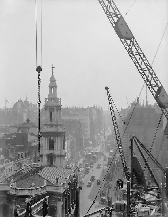 City View, London, 1929