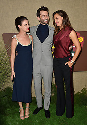 Juliette Lewis, Jennifer Garner, David Tennant attend HBO's Los Angeles premiere of Camping at Paramount Studios on October 10, 2018 in Los Angeles, California. Photo by Lionel Hahn/ABACAPRESS.COM