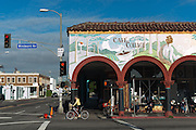 Picture of the city of Venice, los Angeles, California
