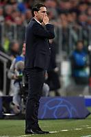 Gerardo Seoane coach of Young Boys <br /> Torino 02-10-2018 Juventus Stadium Football Calcio Uefa Champions League 2018/2019 Group H Juventus - Young Boys <br /> Foto Andrea Staccioli / Insidefoto