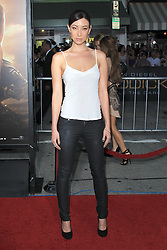 28.08.2013, Mann Village Theatre, Westwood, USA, Filmpremiere, Riddick, im Bild Mei Melancon // during photocall for the movie Riddick at the Mann Village Theatre, Westwood, United States of Amerika on 2013/08/28. EXPA Pictures © 2013, PhotoCredit: EXPA/ Newspix/ MediaPunch Inc<br /> <br /> ***** ATTENTION - for AUT, SLO, CRO, SRB, BIH, TUR, SUI and SWE only *****