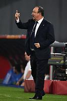 Rafael Benitez Napoli <br /> Napoli 07-05-2015 Stadio San Paolo, Football Calcio Europa League 2014/2015 Semi Final Napoli Dnipro Foto Andrea Staccioli / Insidefoto