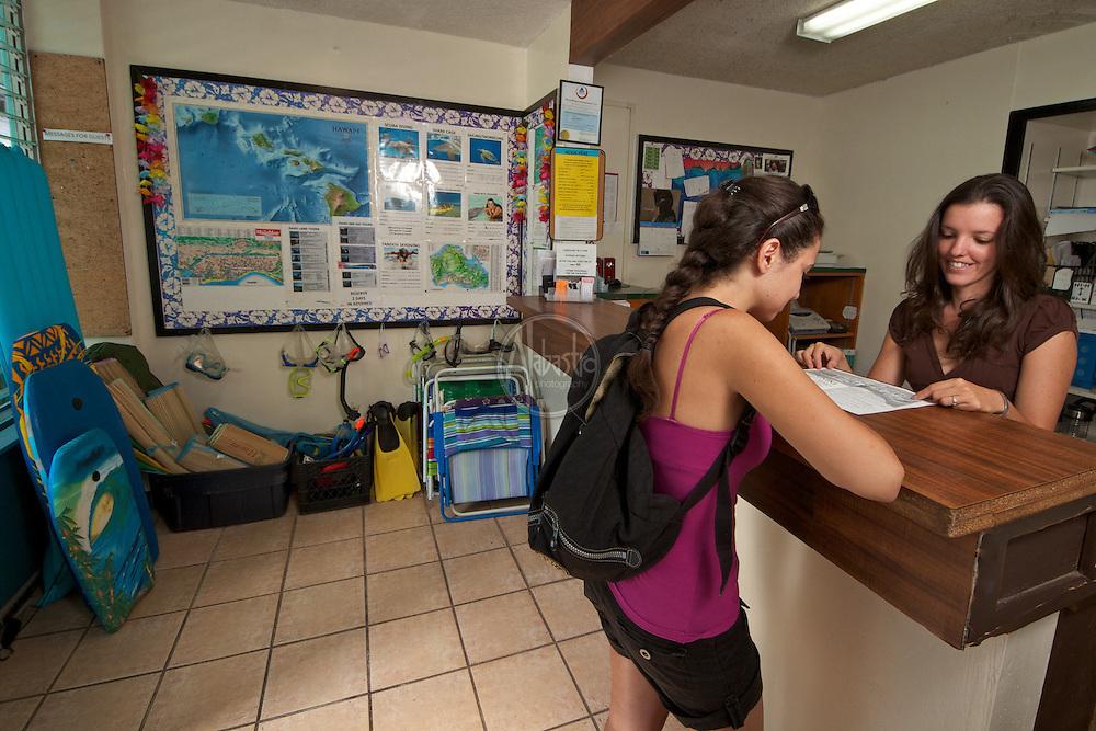 Hostelling International: Waikiki.