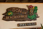 Don the Beachcomber, Royal Kona Resort,.Kailua-Kona, Island of Hawaii