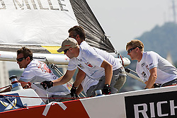 2008 Monsoon Cup. First round robins. Ian Williams. (Thursday  4rd December 2008). .