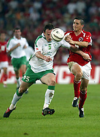 Irlands Andy O`Brien gegen den Schweizer Alexandre Rey.<br /> © Daniela Frutiger/EQ Images<br /> <br /> NORWAY ONLY