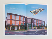 Property marketing brochure for MEPC plc, 2014.