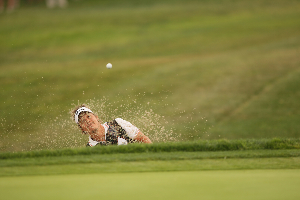 Fredrik Jacobson during the first round of the 2008 United States Open Championship at Torrey Pines Golf Course in La Jolla, California on Thursday, June 12, 2008. .