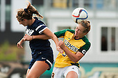 New Hampshire vs. Vermont Women's Soccer 10/01/15